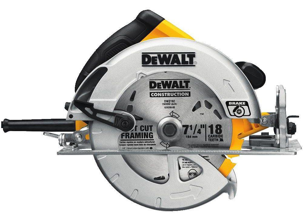 DEWALT Lightweight Circular Saw