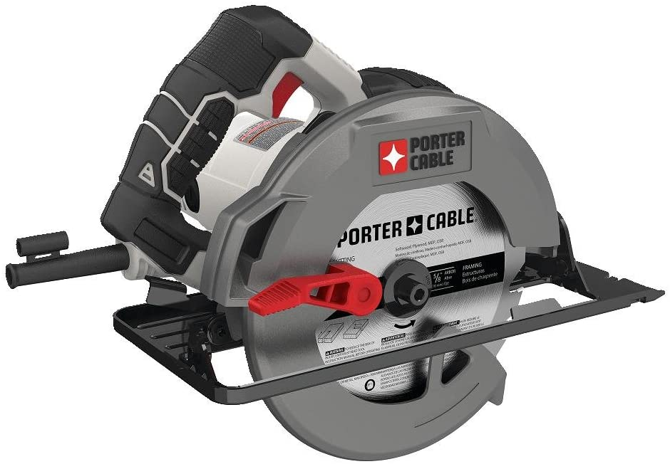 PORTER-CABLE Heavy Duty Circular Saw