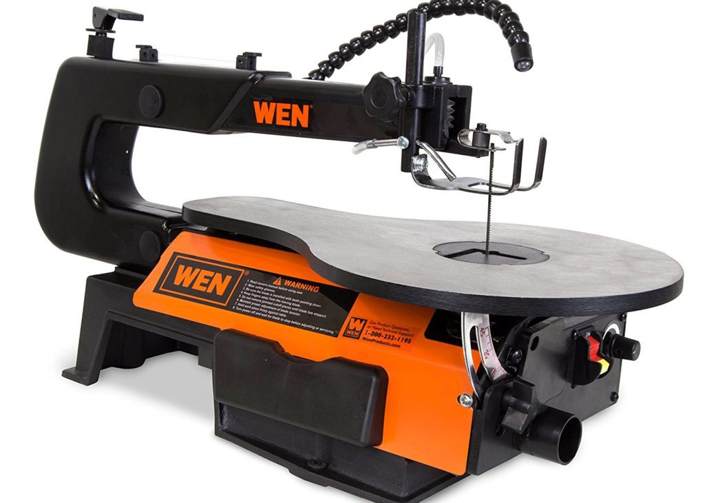 WEN Variable Speed Scroll Saw