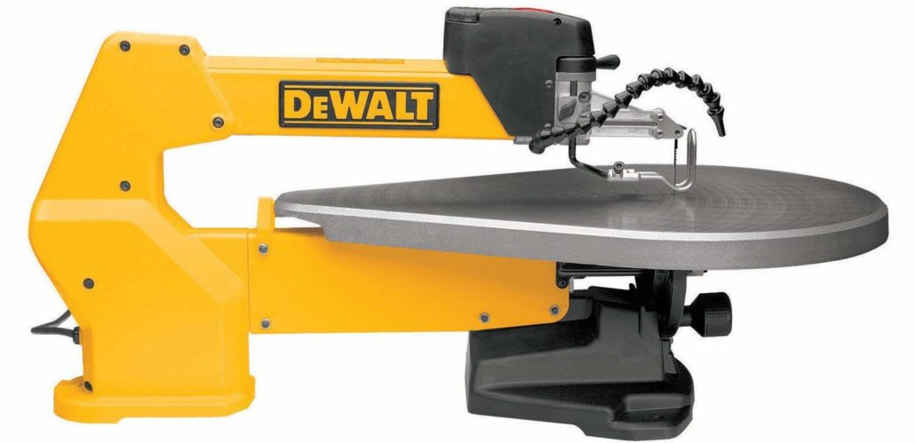 Shop Fox Variable Speed Scroll Saw
